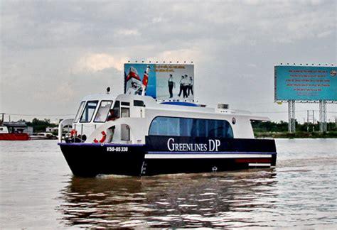 hydrofoil boat vung tau speedboats to replace old hydrofoils on saigon vung tau
