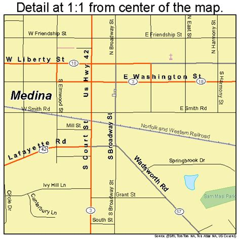 Medina Ohio Records Map Of Medina Ohio Search Engine At Search