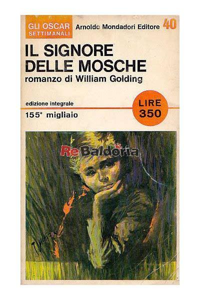 il signore delle mosche 8804663065 il signore delle mosche william gerald golding mondadori libreria re baldoria