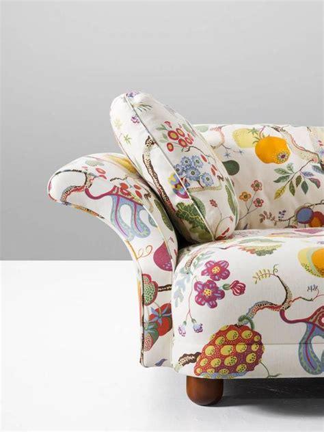 josef frank sofa josef frank liljevalchs sofa in original j frank fabric