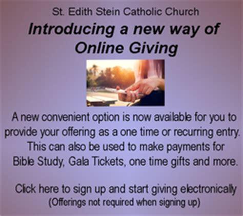 st edith stein catholic church katy tx