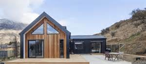 Small Homes For Sale Nz Black Barn By Built Me