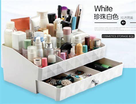 Rak Kosmetik Plastik rak kosmetik acrylic gratis ongkos kirim