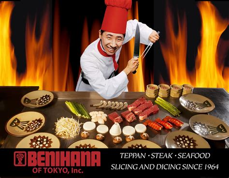 chef s table benihana benihana lunch outing sommerset