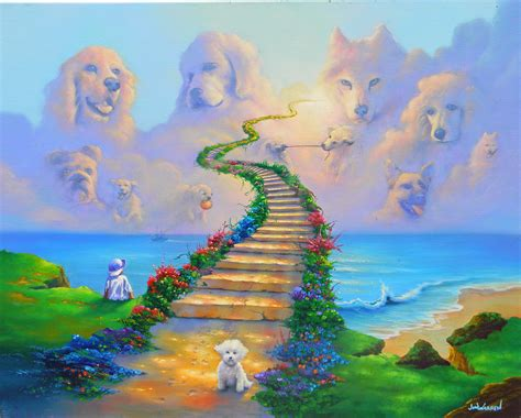 dogs go to heaven jimwarrren