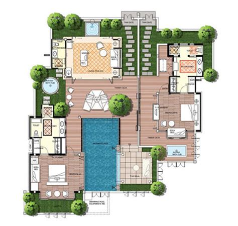 presidential suite floor plan koh samui presidential suite melati beach resort spa