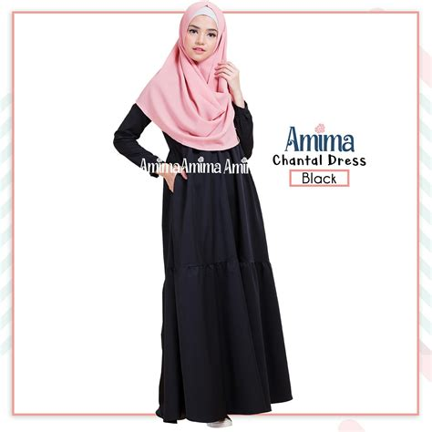 Gamis Balotelli Embos 4 chantal dress 170915 0024 estrellashop id