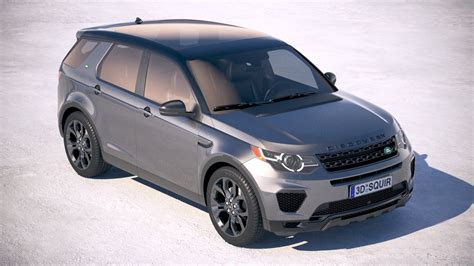 2019 Land Rover Discovery Sport by Land Rover Discovery Sport Landmark 2019