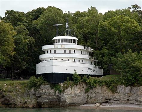 benson ford boat house great lakes and seaway shipping news images
