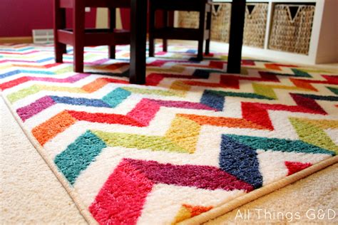 Best Playroom Rugs by Kate S New Playroom A Mohawk Rug Giveaway All Things G D