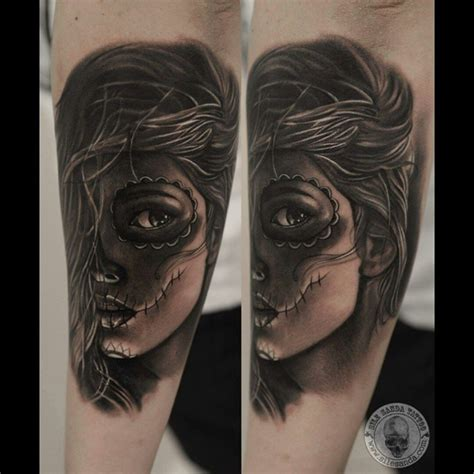 tattoo girl face scared girl face tattoo tattoo geek ideas for best tattoos