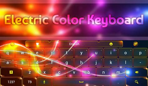 best themes play store keyboard electric color android apps on google play