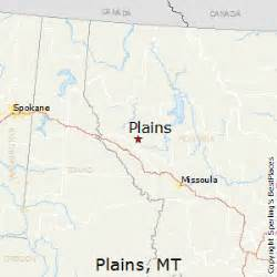 best places to live in plains montana