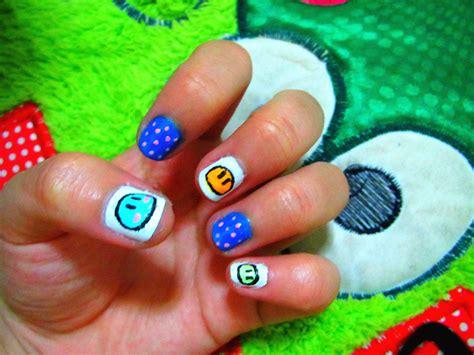 nail art anime tutorial anime nail art design by myway1540 on deviantart