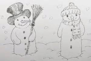 Simple christmas card drawings images amp pictures becuo
