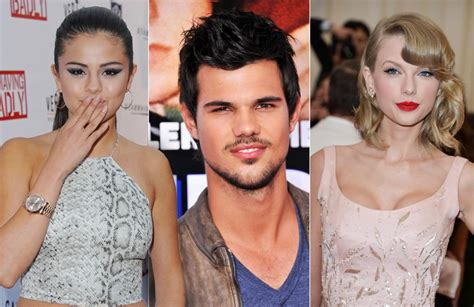 taylor swift and taylor lautner story selena gomez taylor lautner taylor swift photos