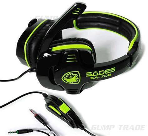 Kabel 2 5mm Pc sades 2 2m kabel stereo headset sa708 pc gaming 3 5 mm