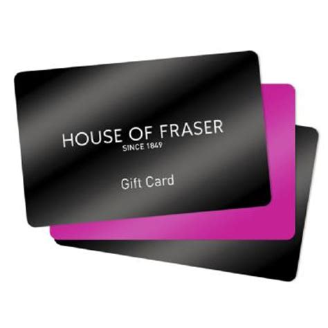 Frasers Gift Card - house of fraser gift card membership rewards 174