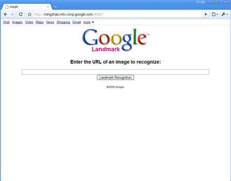 google images recognition google landmark recognition demo