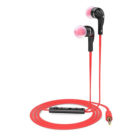 Headset Mp3 Samsung 2017 metal headset wired earphone with microphone in ear