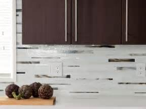 contemporary kitchen backsplash ideas hgtv pictures hgtv 25 kitchen backsplash glass tile ideas in a more modern touch