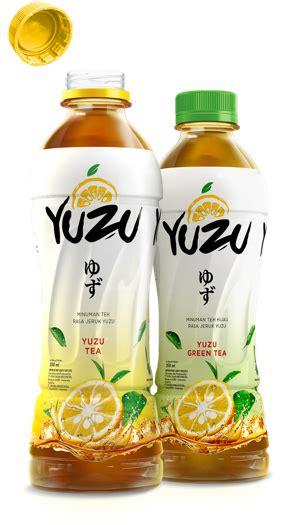 Teh Yuzu yuzu indonesia