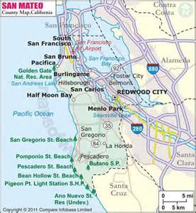 map of san mateo california pin by malisa gilbert on usa maps