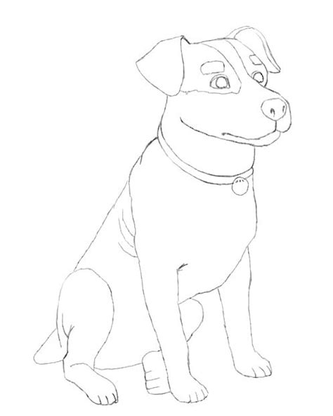 simple puppy drawing easy sketch www imgkid the image kid has it