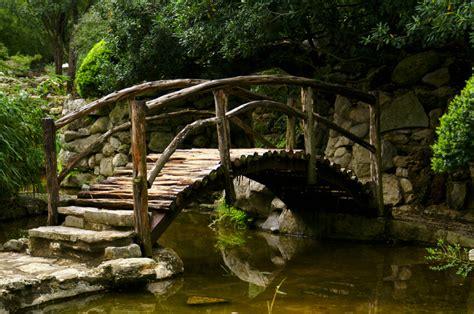 garden footbridge 49 backyard garden bridge ideas and designs photos