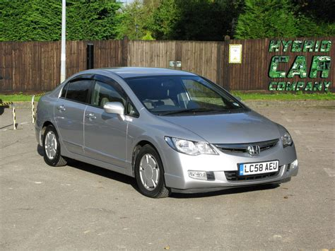 Honda Civic Hybrid For Sale by 2008 Honda Civic Hybrid For Sale In Kent Lc58aeu