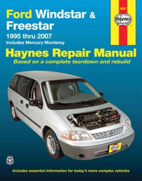 service manual best auto repair manual 1999 mercury tracer electronic toll collection 25 best ideas about ford windstar on cers for trucks used cer vans and minivan
