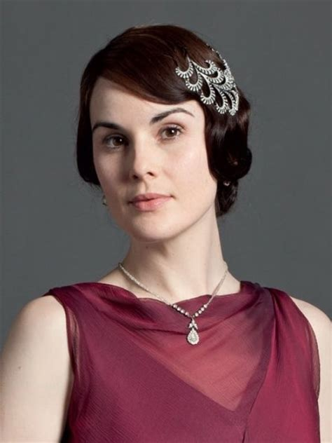 lady mary crawleys new hair style downton abbey bedazzles with vintage 1920s hair