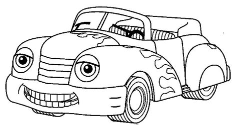 coloring pages of cars with flames free coloring pages of cars with flames