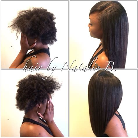sew in hairstyles in 8 inch natural hair no problem flawless sew in 174 hair weaves by