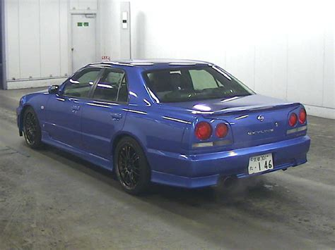 nissan skyline 2001 2001 nissan skyline r34 japanese used cars auction