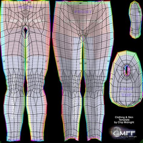templates for second life clothing anju miah
