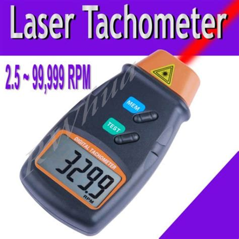 Digital Tachometer Laser Pengukur Putaran Rpm Roda Mesin Motor Kipas 1 jual digital tachometer laser pengukur putaran rpm roda