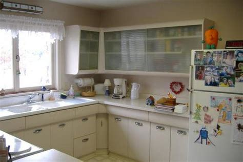 Full Set Beautiful GE Metal Kitchen Cabinets plus