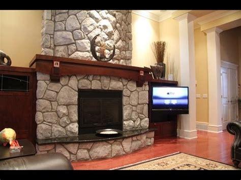 Next Fireplace by Tv Beside Fireplace