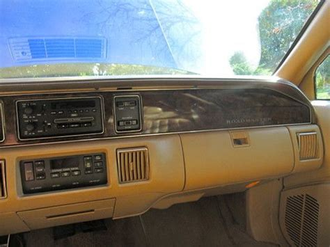 automotive air conditioning repair 1991 buick roadmaster head up display purchase used 1991 buick roadmaster estate wagon wagon 4 door 5 0l in oceanside california