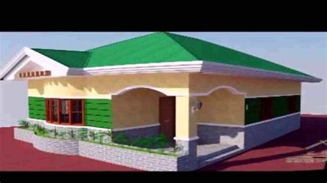 home design ideas youtube three bedroom bungalow design