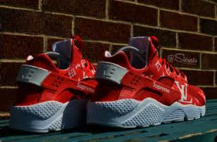the supreme nike huarache quot supreme quot