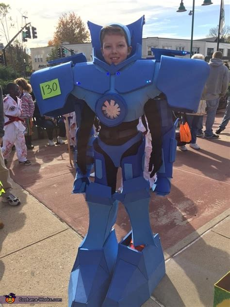 pacific rim gypsy danger costume