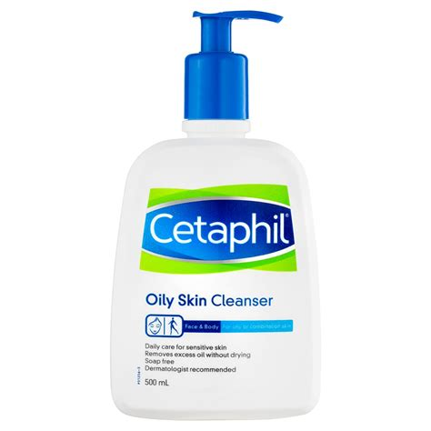 Cetaphil 500ml buy skin cleanser 500 ml by cetaphil priceline