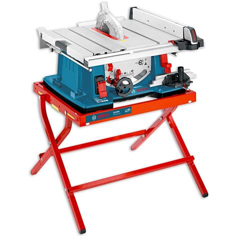 bosch bench saw bosch gts 10 xc 254mm table saw with leg stand package