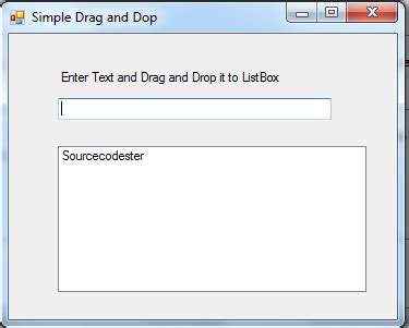 construct 2 drag and drop tutorial create a drag and drop program in vb net free source