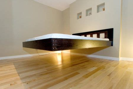 how to build a floating bed top 15 creative beds that will make you question your