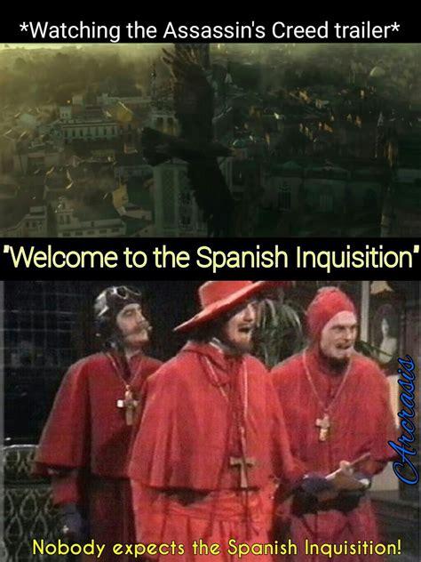 Spanish Inquisition Meme - praise the sun meme by arcrasis memedroid