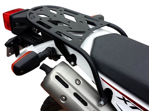 Xt250 Luggage Rack by Precision Motorcycle Racks Products