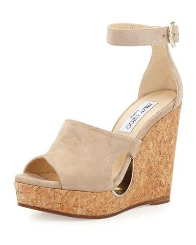 Wedges Ankle Black Preorder jimmy choo shoes jimmy choo boots jimmy choo sandals